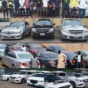 5 Car models you can suspect as Yahoo Boys' cars at first sight