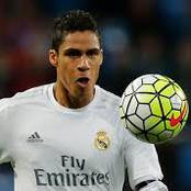 Real Madrid Set To Sell Varane To Premier League Side During The Summer.