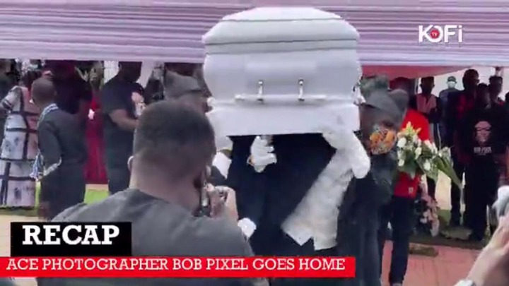 573a275b0b8d4f4db84eb5673eaf6dfc?quality=uhq&resize=720 - The Moment The Popular Dancing Pallbearers Carried The Coffin Of Bob Pixel For Burial With A Display