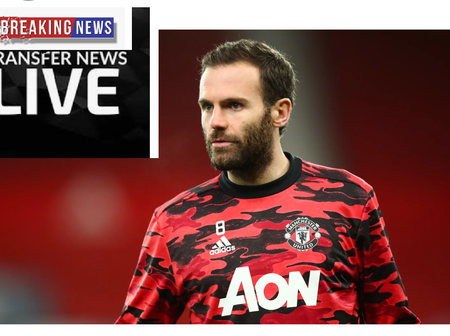 12:45pm Latest Man United Transfer News LIVE