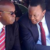 The Friends Uhuru Kenyatta Hangs Out with In Private Places Revealed
