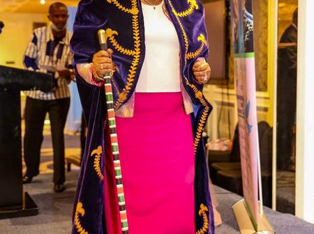 Ida Odinga's Dress code Excites Kenyans