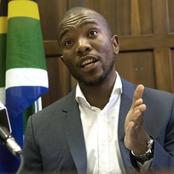 Mmusi Maimane Drops A Bombshell On The DA And Its Leadership