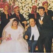 رفض حضور عادل إمام وسعيد صالح فرحه لهذا السبب.. شاهد رد فعل يونس شلبي عندما رأى أصدقائه في حفل زفافه