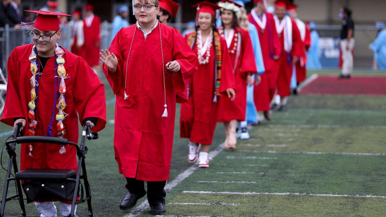 Class of 2021: South Salem High School graduates