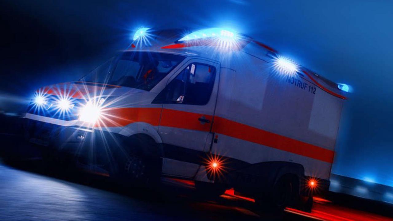 Fußgänger auf Frankenschnellweg von Lkw tödlich erfasst: Autobahn stundenlang gesperrt