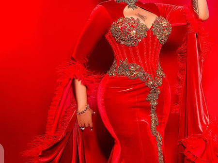 Toyin Lawani Stun Beautifully in New Picture