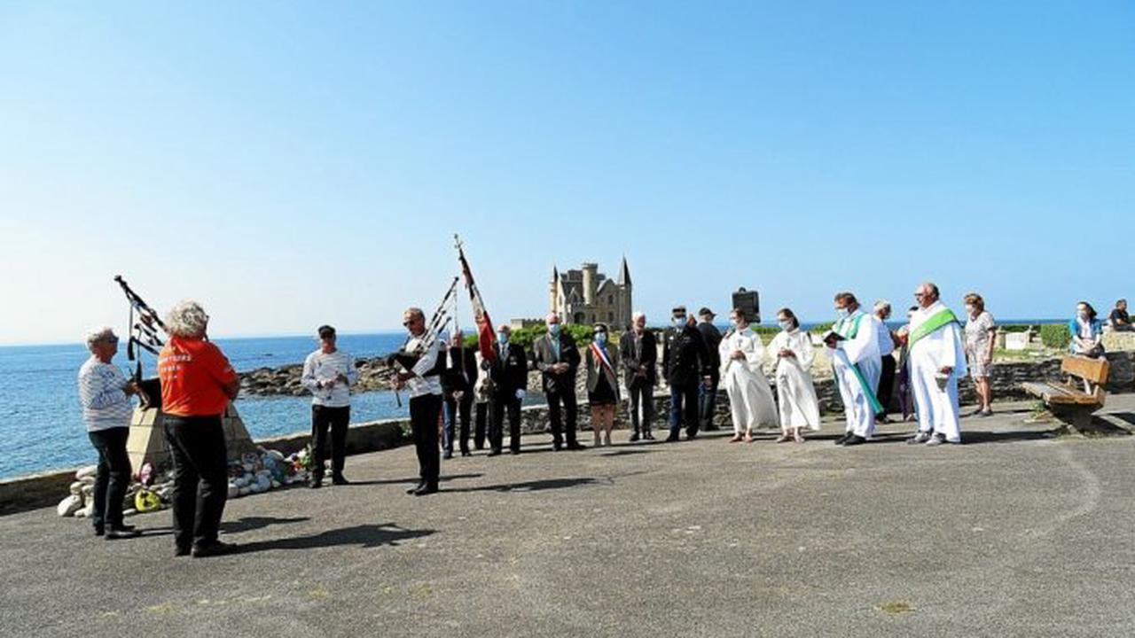 Les péris en mer honorés dimanche à Quiberon