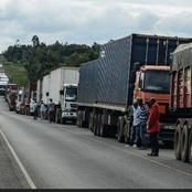 Truck Drivers Appeal for Government Intervention in Busia County See Why
