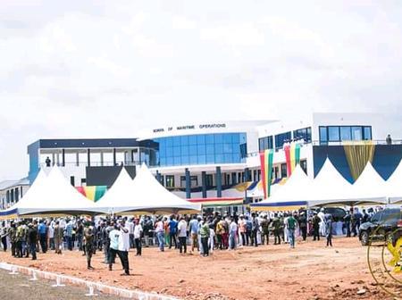 Voltarians Burst As Akufo-Addo And NPP Stormed The Volta Region, Screenshots