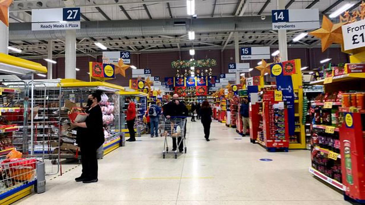 Tesco shoppers in stitches after hearing bizarre new tannoy announcement