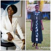 Musician Akothee's Teenage Photo Shows How Her Journey Has Been