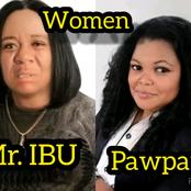 See How Zubby Michael, Mr IBU & Other Nollywood Actors Will Look Like As Women