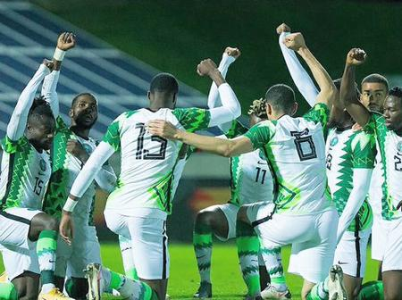 Nigeria Climbed Four Places In April Fifa Rankings