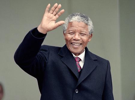 Nelson Mandela's Award and Honour from 1940 -2000.