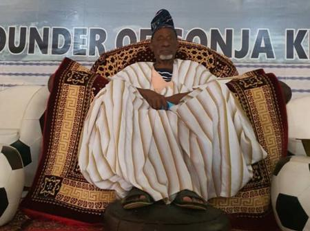 Gonja King Assures New Savannah Regional Minister Of His Unalloyed Support