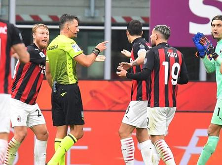 Italian referee and VAR punished hard after errors in Serie A squatter