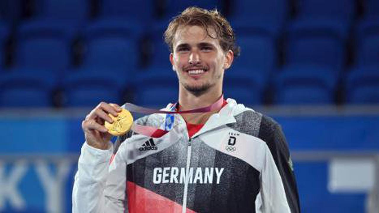 """Gold Held Zverev """"Bei Olympia bin ich ein anderer Mensch geworden ..."""
