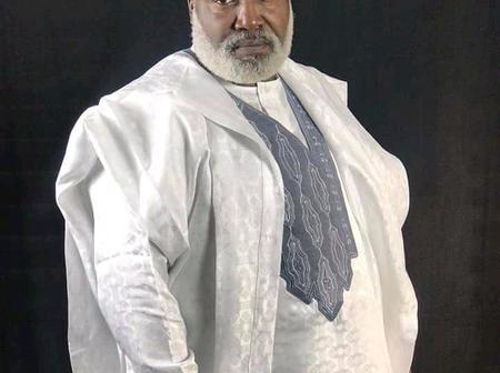 Meet Gbenga Titiloye Known As 'Kolade Badmus' In The Series Battleground
