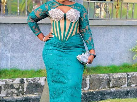 Look Gorgeous In These Beautiful Asoebi Lace Styles
