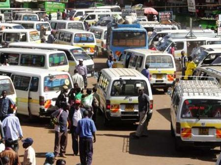Trouble Looming For Commuters as From Monday With Matatu Fare Likely to Shoot Up For This New Reason