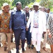 'Raila Would Make The Best President', Big Boost To Raila As Mt Kenya Businessman Endorses Him