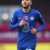 Hakim Ziyech not happy with wasted chances against Tottenham Hotspurs. See details