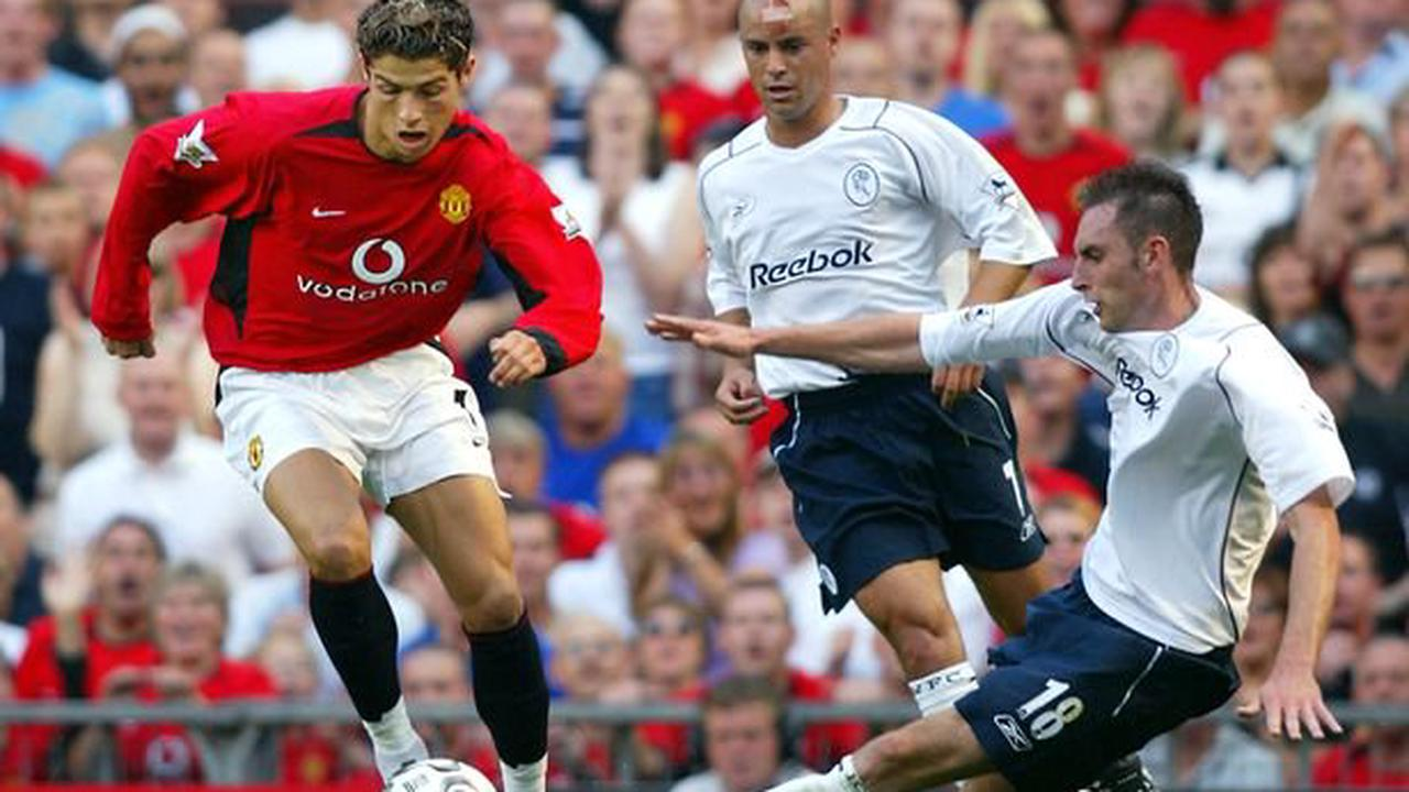 Cristiano Ronaldo's first Manchester United debut - as told by those who were there