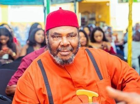 Video: Popular Nollywood Actor, Pete Edochie Responds To The Reported Threats Made By The IMN