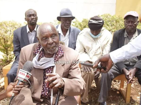 The Near Fatal Ordeal Experience That Forced Ruto's Father To Stop Working With Colonialists