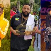 Shatta Wale to be featured on the same album with DJ Khaled anytime soon