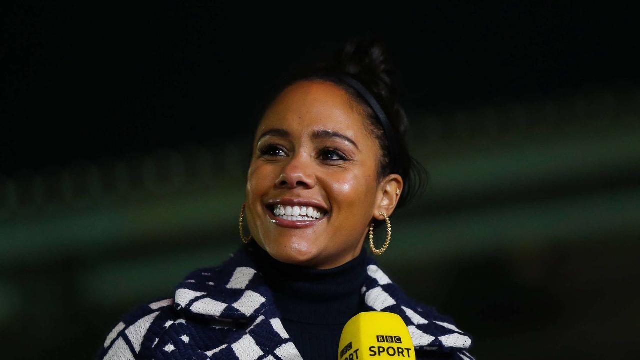 Olympia-Moderatorin wird wegen Akzent angefeindet - sie wehrt sich sofort