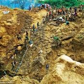 After The Discovery Of Gold Mountain In Congo, See What Presidency Said About Mining In Zamfara