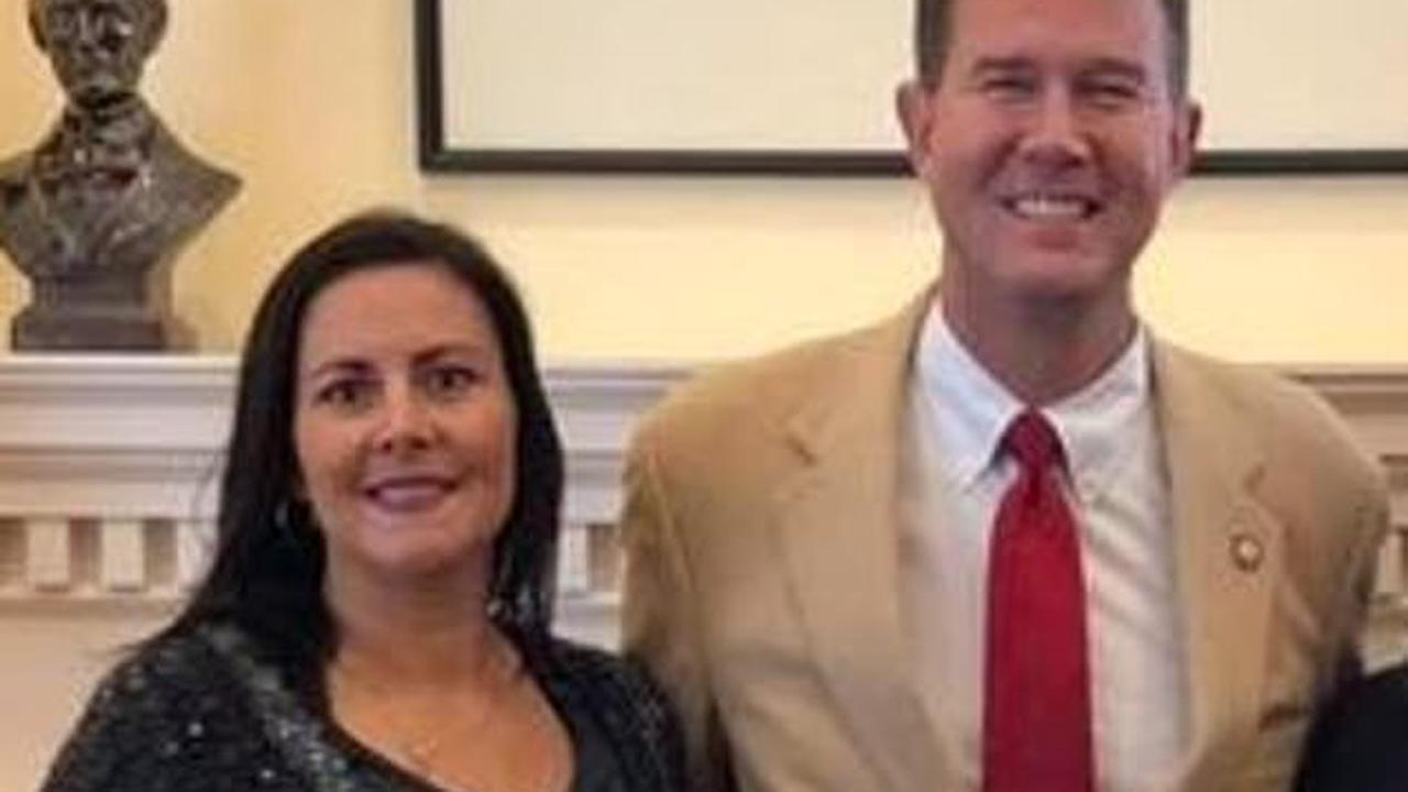 Married Alabama Secretary of State John Merrill drops out of Senate seat race after his lover shares their risqué texts and claims they had sex in his marital bed