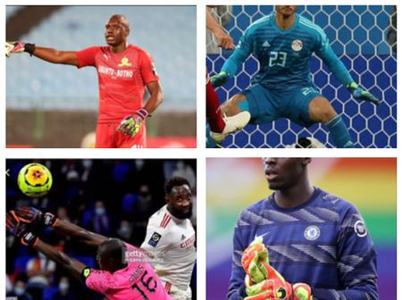 Top 5 Best Goalkeepers In Africa
