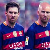 How famous top footballers would look like if they were bald