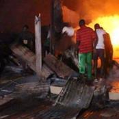 Divo : un commerçant et son fils brûlés vifs dans l'incendie de leur boutique