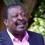 Mudavadi Leaves Kenyans in Stitches With His Sheng Speech to Youth (VIDEO)
