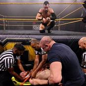 WWE Provides Official Update On Kyle O'Reilly's NXT Return