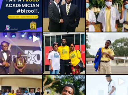 Seeing Is Believing, All The best SHS In Ghana, Accra Academy Has The Highest Followers On Instagram