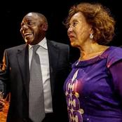 Tshepo Motsepe (Cyril Ramaphosa's wife) massive net worth, age, family