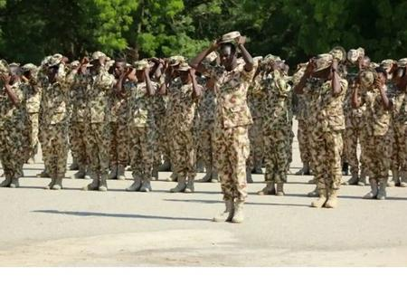 Nigerian Army to conduct SSC, DSSC selection exam November 14