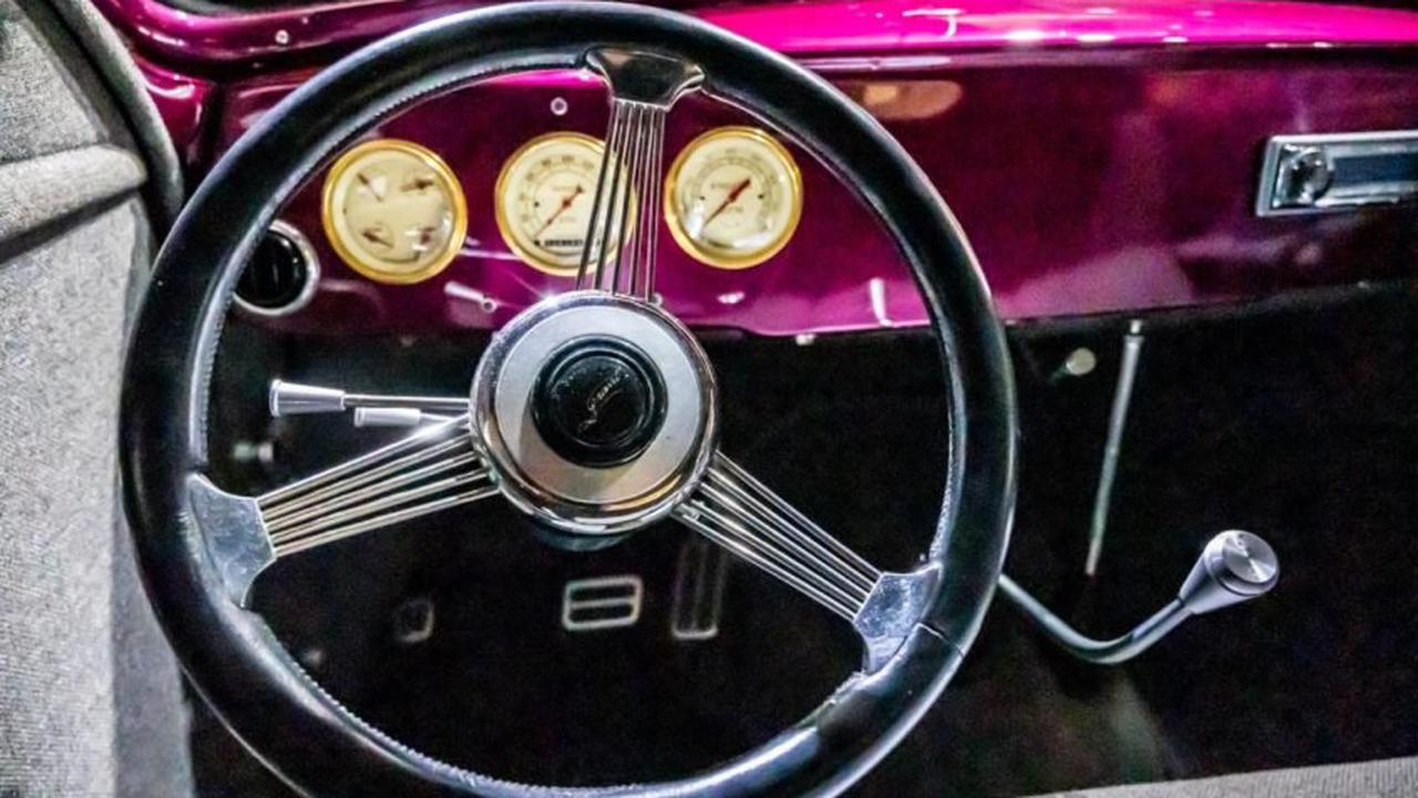 Chasing the dream: Street rod creator's work on show at Grampian Transport Museum