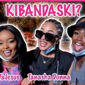 'You Guys Are So Humble' Kenyans React To Tanasha, Azziad and Wajesus Taking Meals At A 'Kibanda'