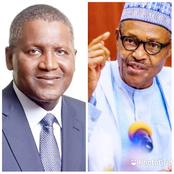 Today's News: Dangote Reveals Why Cement Sells For N1,800 In Zambia, Buhari Sends Message To Muslims