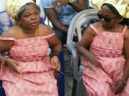 See Photos Of Aki And Pawpaw Dressed Up As Girls In Movies(Photos).