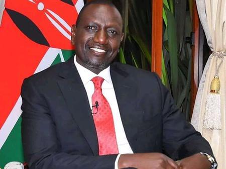 William Ruto is in Nigeria, Dennis Itumbi claims