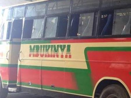 Travelling Experince From The Luhya Land Inside Mbukinya Coach