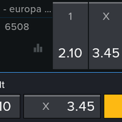 UEFA Europa Fixed Computer Predictions with 36.77Odds