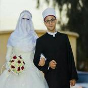 في عيد زواجه..أزهري يشعل الفيس بوك بقصيدة حب فماذا كان رد الزوجة؟